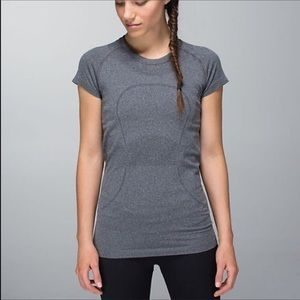 LULULEMON Run: Swiftly Tech Short Sleeve Tee Shirt